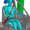 Innovative Active Headrest System